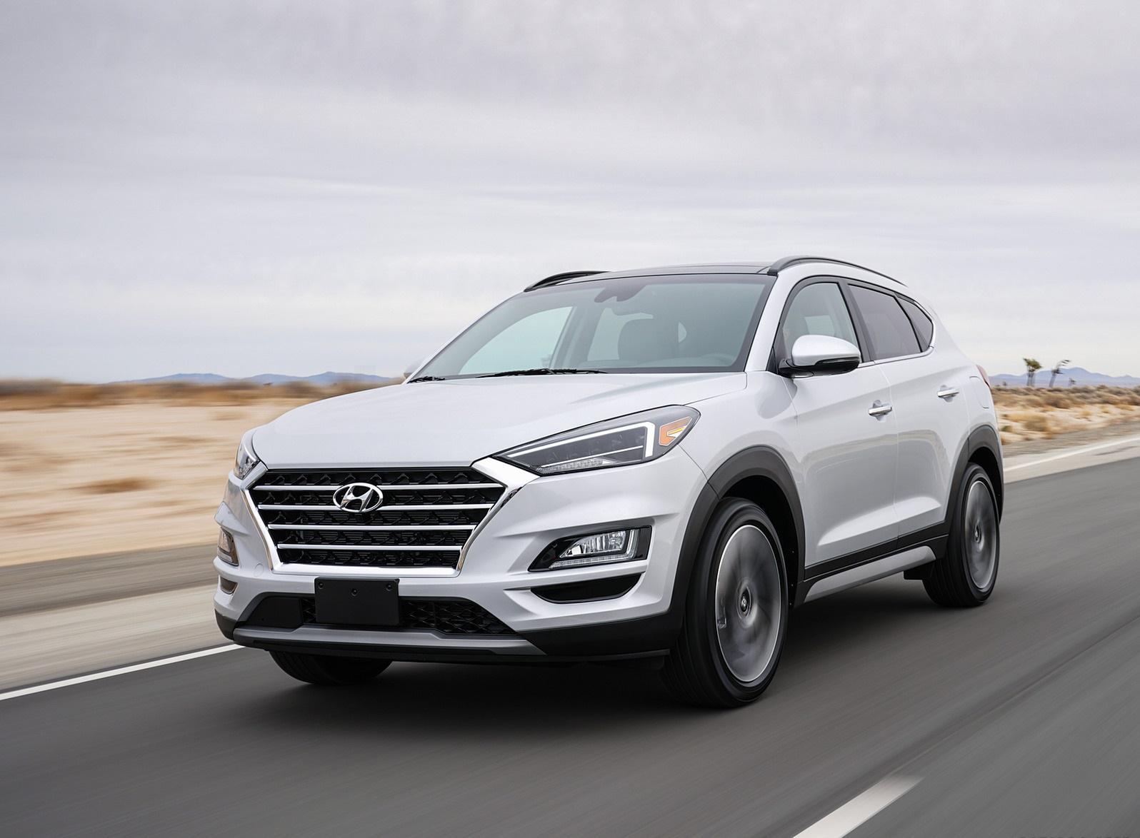 Hyundai Elantra 2019 và Hyundai Tucson 2019 chính thức mở bán ở đại lý vào cuối tháng 5/2019